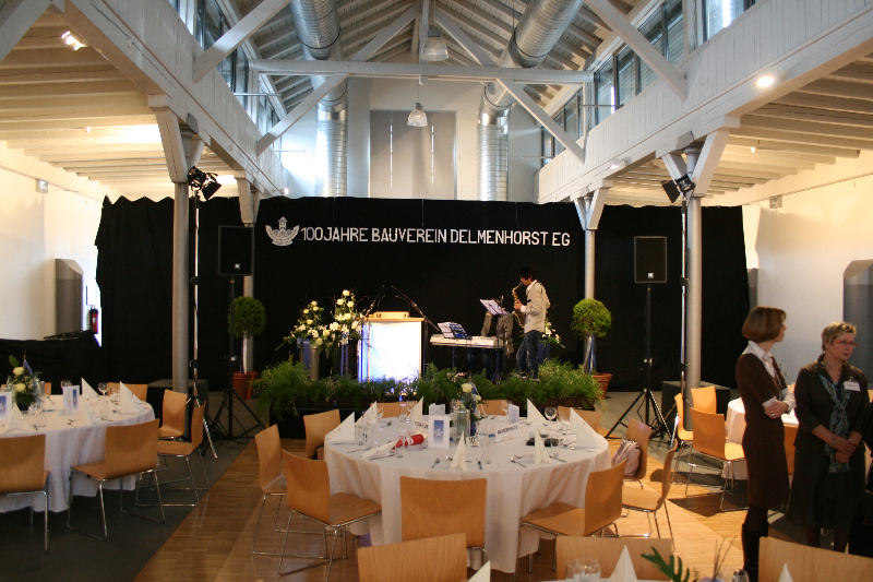 100 Jahre Bauverein / Delmenhorst