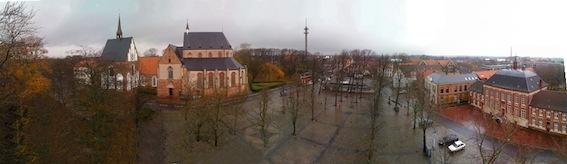 Marktplatz Norden
