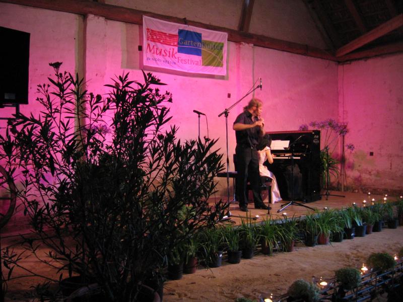 GartenKulturMusik 2006