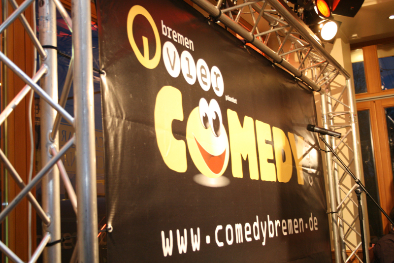 2.Comedy Night 2008 / Bremen