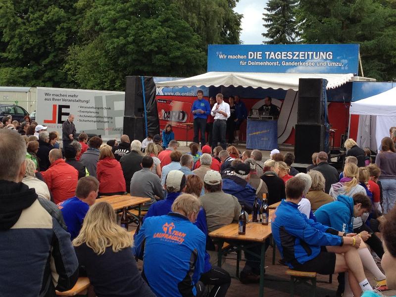 24h-Lauf 2012 / Delmenhorst