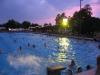 Flutlichtbaden / Achim