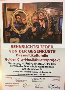 Das multikulturelle Golden City-Musiktheaterprojekt