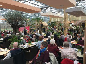 Orchideen-Vortrag Gartencenter Arkenau